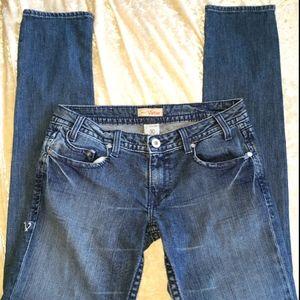 Denim of Virtue skinny jeans